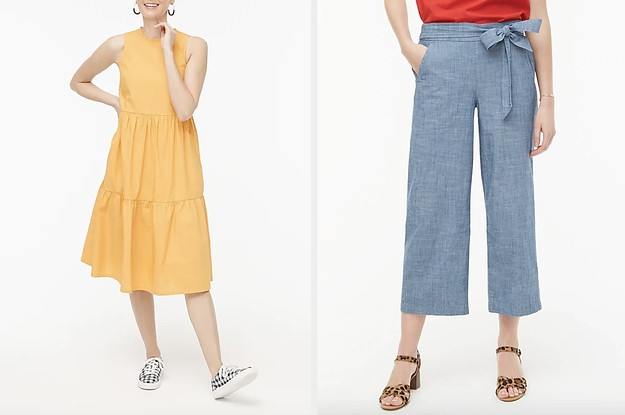22 Things From J.Crew Factory That Reviewers Truly Love