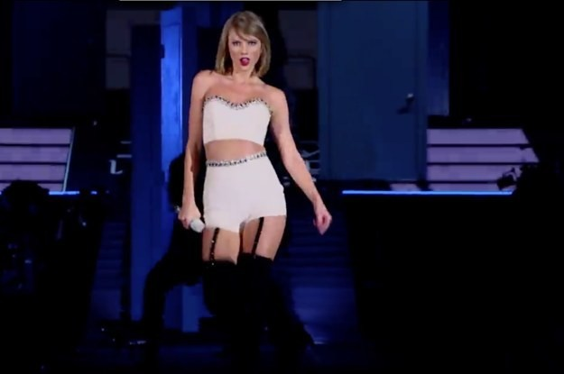 """Taylor Swift Will Release Her """"1989"""" World Tour Film Exclusively On Apple Music"""