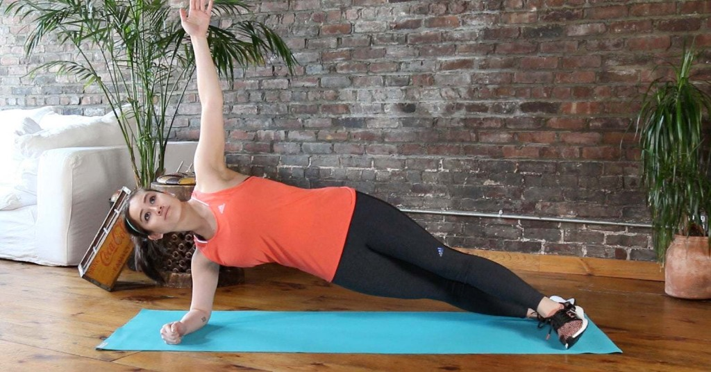 8 Planks That Will Show Your Abs Who's Boss