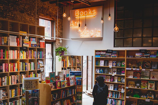 8 Author-Owned Bookstores Every Book Lover Needs To Visit