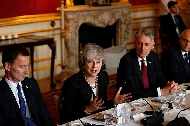 Theresa May's Team Thinks She Will Lose The Looming Brexit Vote And Is Gaming What To Do Next