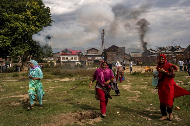 The Crisis In Kashmir Has Started A Conversation I Don't Know How To Have