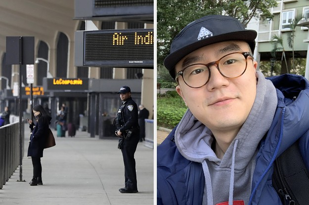 What Caused The Mass Panic At Newark Airport? Racism.