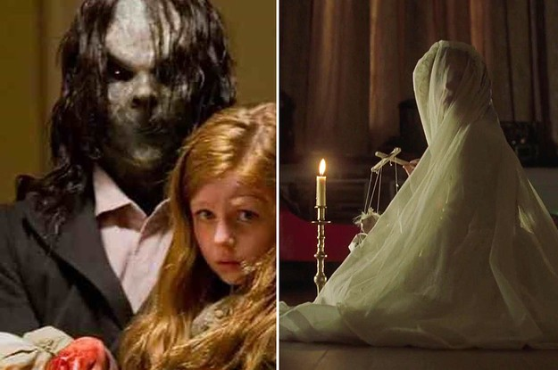 People Shared The Horror Movies That Fully Traumatized Them And, Yeah, No Thank You
