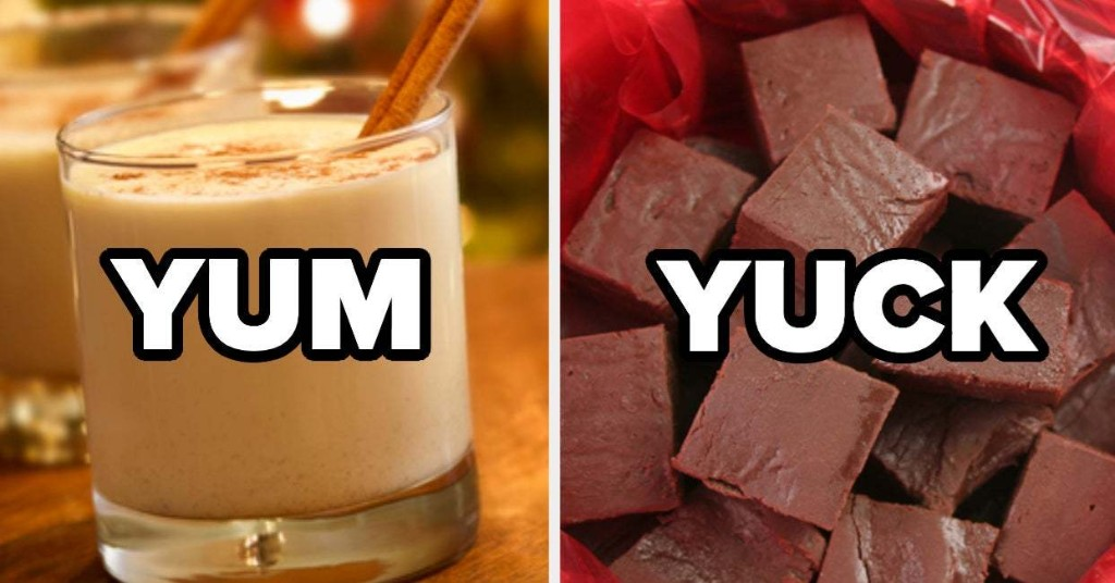 "Say ""Yuck"" Or ""Yum"" To These 20 Holiday Treats And We'll Reveal Your Most Dominant Personality Trait"
