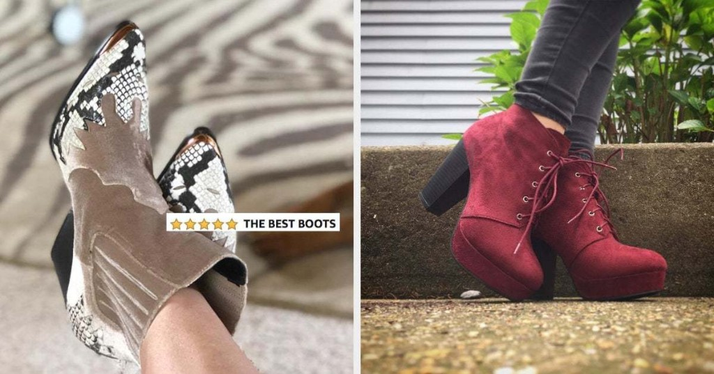 39 Pairs Of Boots People Probably Won't Believe You Got For Under $50