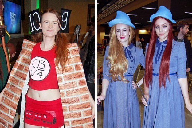 21 Seriously Impressive Harry Potter Cosplays From LeakyCon 2017