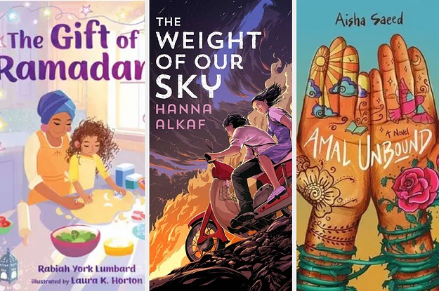 Here Are The Ramadan Reads You'll Want To Get Your Hands On As Recommended By Muslim Authors