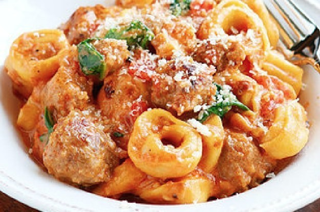These 17 Pastas Are Incredibly Creamy And Delicious