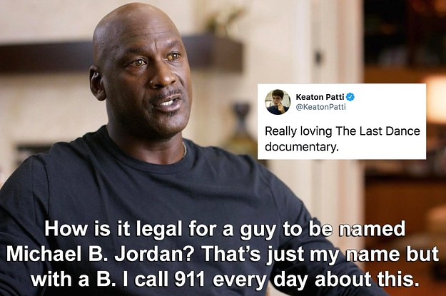 "19 Tweets About ""The Last Dance"" That Prove That Michael Jordan Is The Real MVP"