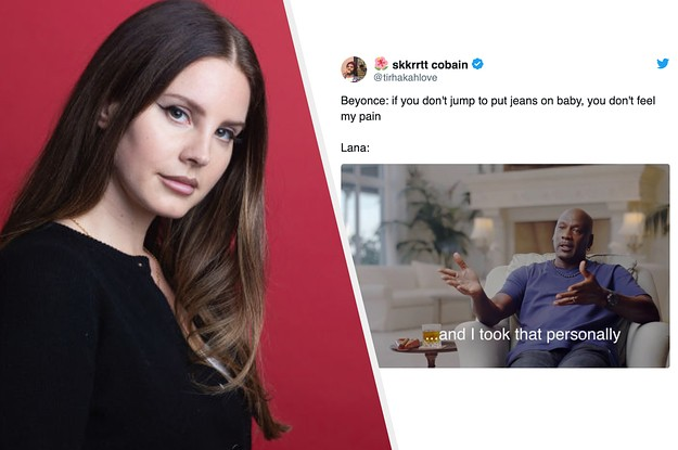15 Funny Tweets About The Lana Del Rey Instagram Post Drama