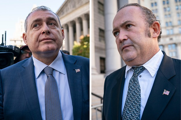 Facing Scrutiny Of Their Donation To Top Republicans, Giuliani's Associates Turned To A Major Trump Ally For Help
