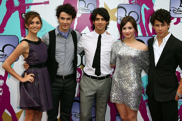 Demi Lovato Received A Ton Of Support From The Jonas Brothers After She Was Hospitalized