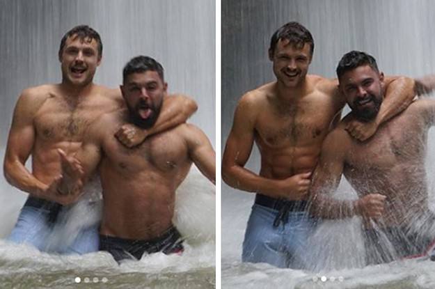Zac Efron Posted A Picture With His Brother And The Internet Is Suddenly Thirsty AF