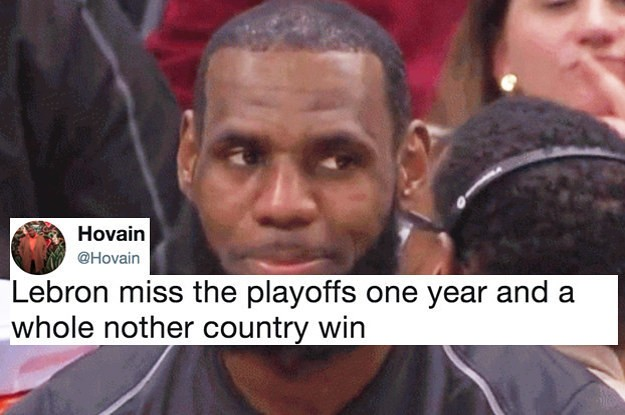 27 Tweets About Last Night's NBA Finals Game That'll Make You LOL