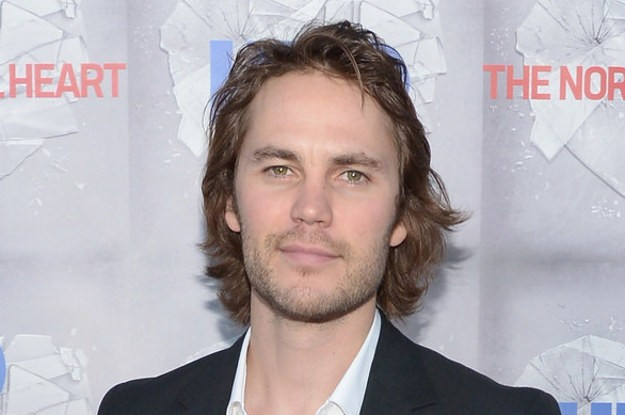 """How Taylor Kitsch Rediscovered Himself — And His Career — With """"The Normal Heart"""""""