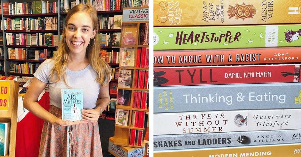 9 Independent Bookstores In Brisbane That Are Now Delivering To Your Door