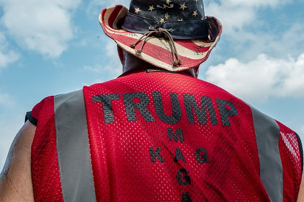 Think Trump Can't Win In 2020? These Bikers Want To Change That.