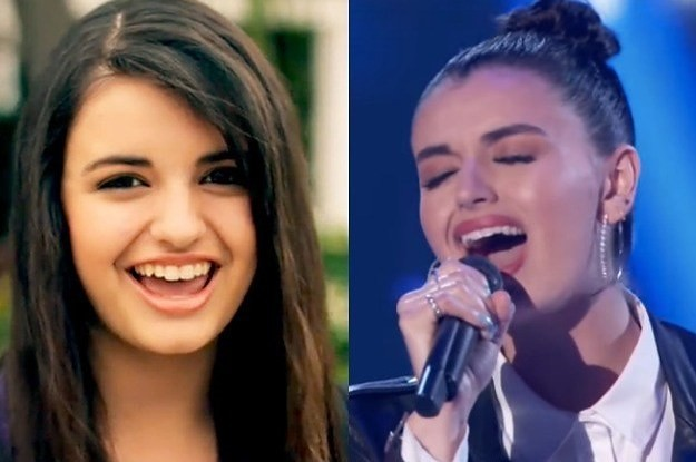 """Friday"" Singer Rebecca Black Covered An NSYNC Song And I'm Shook AF"