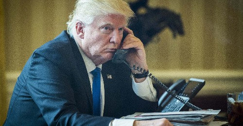 5 Moments In Donald Trump's Phone Call To Ukraine That Could Fuel The Impeachment Investigation