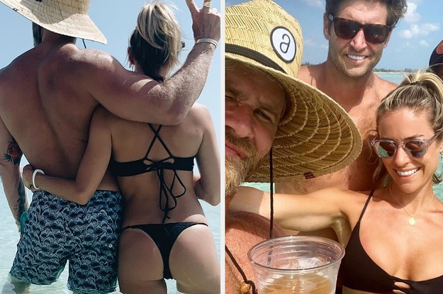 Kristin Cavallari And Jay Cutler Have Been Stuck In The Bahamas For Their Quarantine
