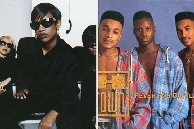18 Iconic '90s R&B Artists You May Have Forgotten About