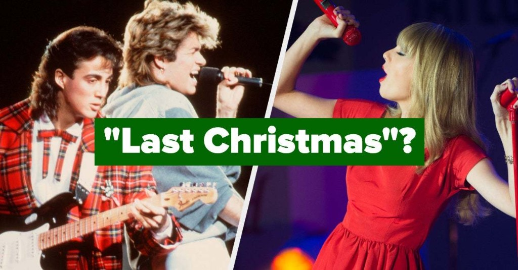 Do You Prefer The Same Versions Of Christmas Songs As Everyone Else?