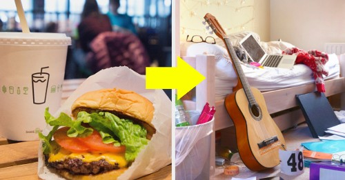 We Know How Messy Your Room Is Based On Your Fast Food Order