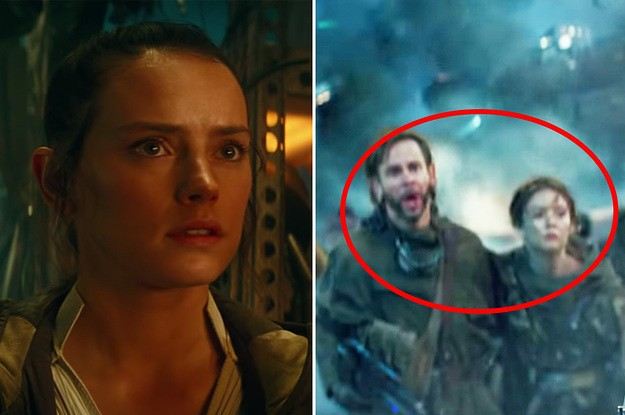 """21 Easter Eggs From The """"Star Wars: The Rise Of Skywalker"""" Trailer That You Might've Missed"""