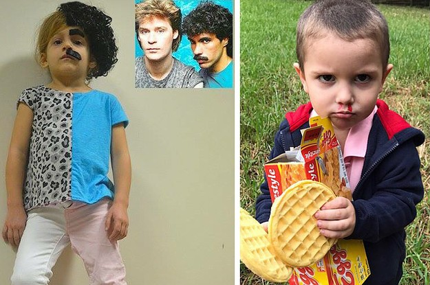 19 Kids Who Are Already Doing Halloween Better Than You'll Ever Do