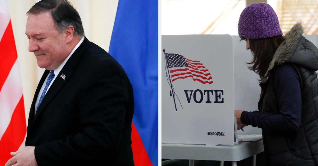 The US Government Is Texting Russians Offering $10 Million For Information On Election Interference