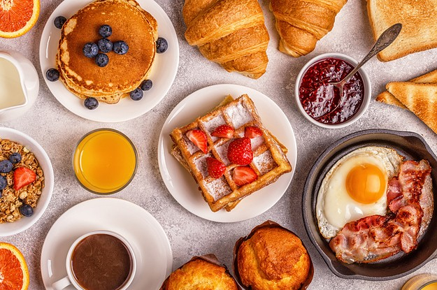 Pick Seven Brunch Items And We'll Guess Your Birth Order