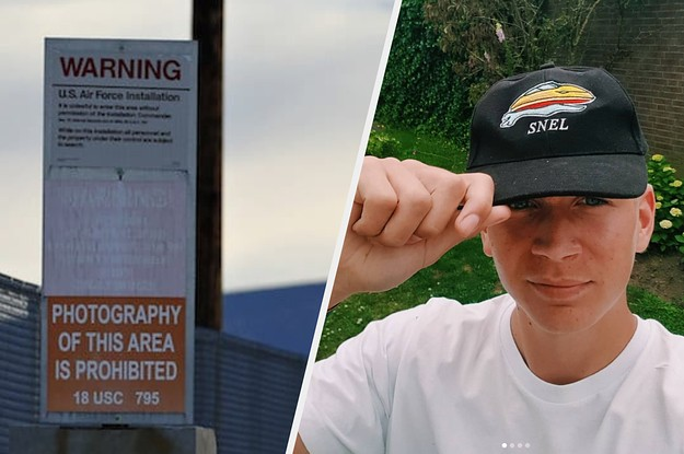 A YouTuber Was Arrested While Trying To Enter Area 51 After The Viral Event Was Canceled