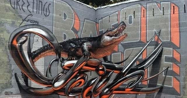 19 Incredible Pieces Of Street Art That Will Make You Want To Run Out And Take An Art Class