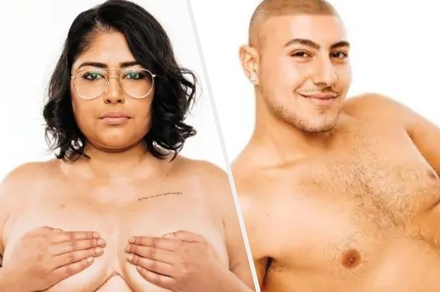 These 10 People Posed Nude To Celebrate Body Diversity And The Photos Are Gorgeous