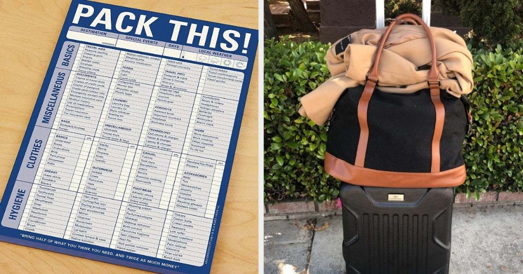 23 Practical Things For People Who Are Always Traveling