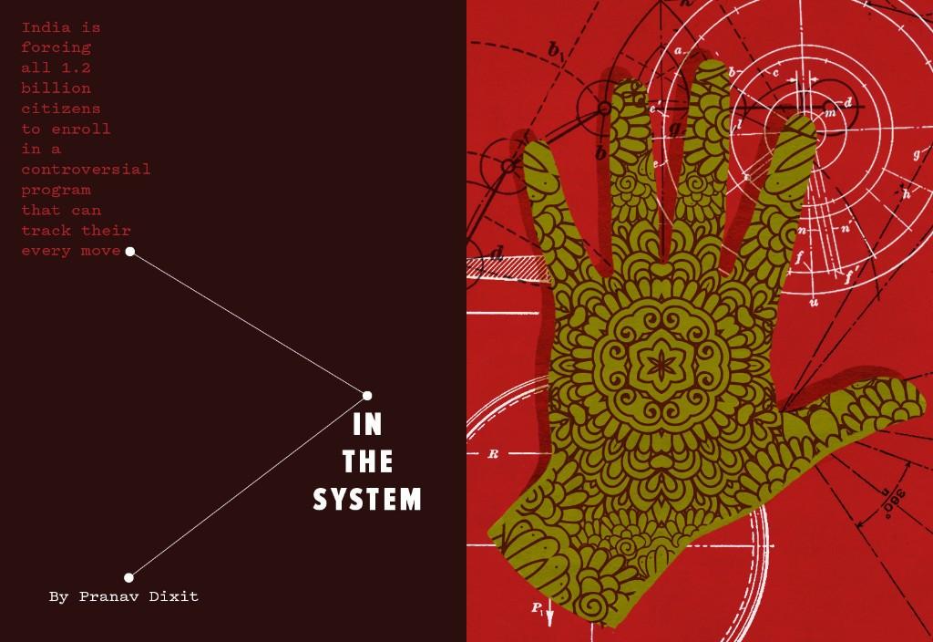 saranclicks - Magazine cover