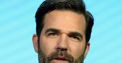 "Rob Delaney Wants To ""Destigmatize Grief"" By Opening Up About His First Christmas Since His Son Died"