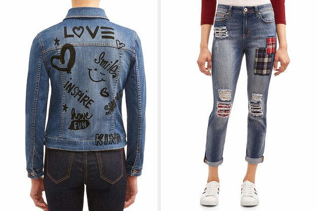 23 Denim Items You Can Get At Walmart Just In Time For Back-To-School Season