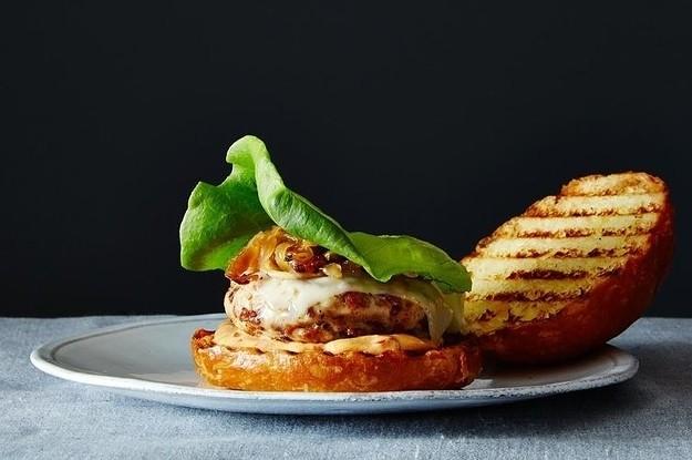 21 Fresh Ideas For Summer Burgers