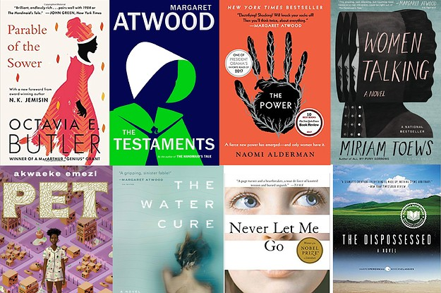 """11 Books To Read If You Like """"The Handmaid's Tale"""""""