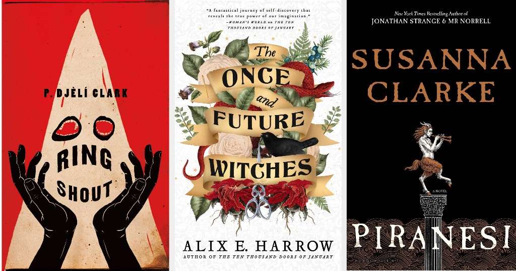 18 Excellent Fantasy Books Coming Out This Fall