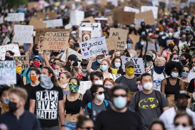 The Black Lives Matter Protests Have Taught Us More About The Coronavirus
