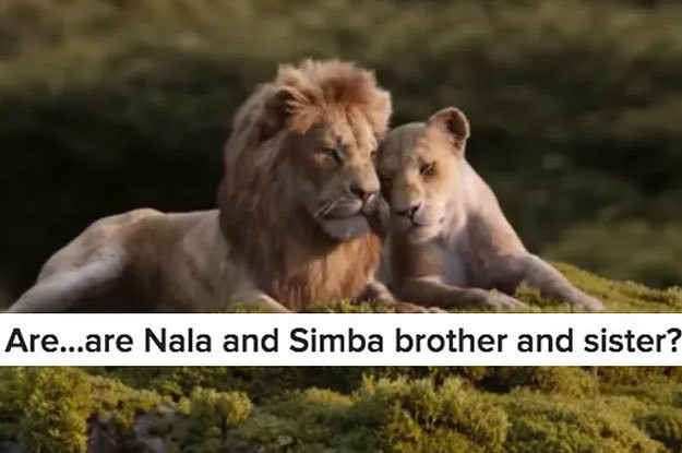 """17 Questions I Have About The New Version Of """"The Lion King"""""""