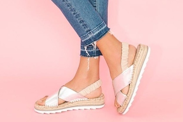 34 Stylish Sandals Your Feet Will Actually Thank You For Buying