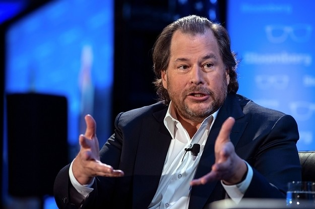 As Marc Benioff Calls For A Better World, Salesforce Lawyers Are Doing The Opposite