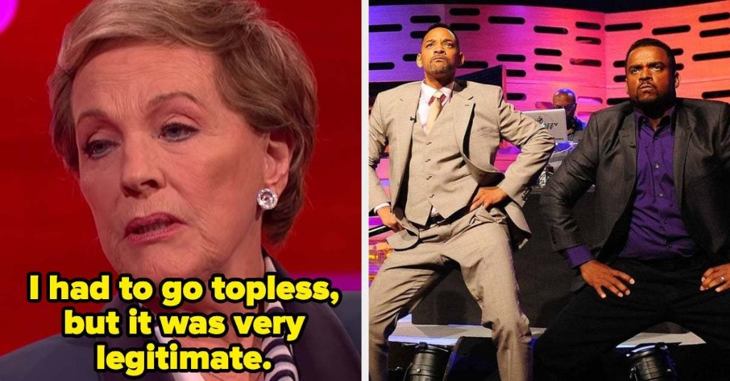 """19 Wild """"Graham Norton Show"""" Videos You'll Want To Watch If You're Bored As Hell"""