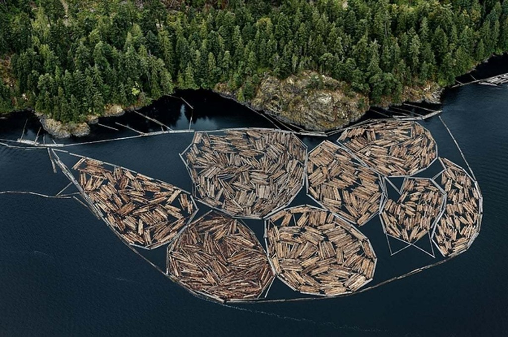 These Eye-Opening Photos Show The Impact Of Humans On The Environment