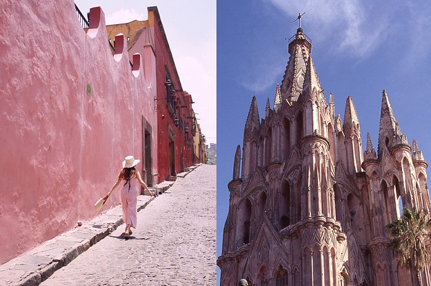 22 Reasons San Miguel De Allende Should Be Zoomed To The Top Of Your Bucket List