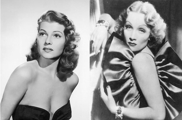 20 Old Hollywood Beauty Tips That Will Make You Say WTF